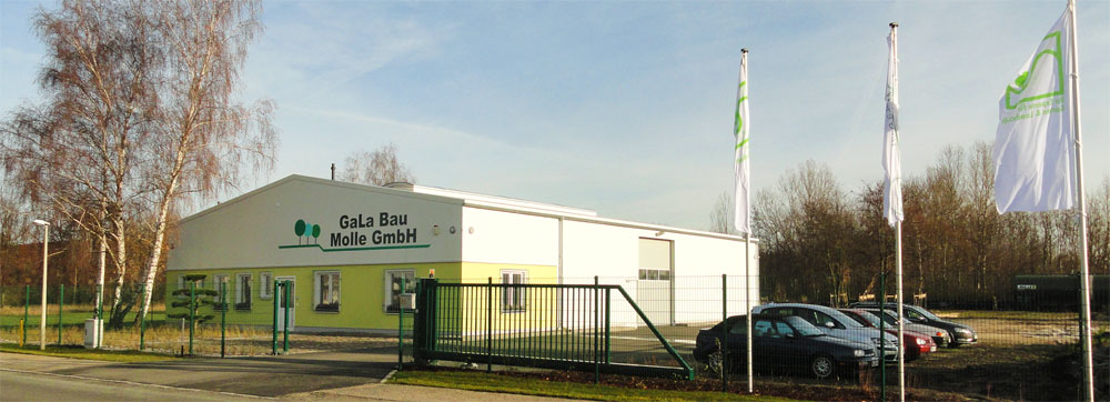 GaLa Bau Molle GmbH Firmensitz